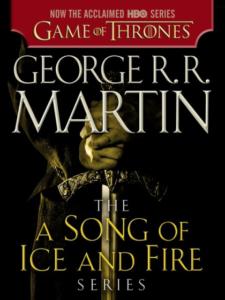 《冰与火之歌全集》(1-5,英文原版)George R. R. Martin(作者)-epub+mobi+azw3