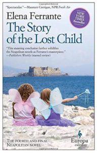 《那不勒斯四部曲其四:失踪的孩子》(英文原版)[意]埃莱娜·费兰特(作者)-epub+mobi+pdf