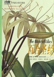 《百合圣经(世界最伟大的百合图谱)》皮埃尔・约瑟夫・雷杜德(作者)-epub+mobi+azw3