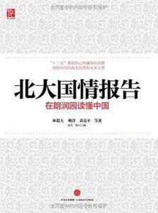 《北大国情报告:在朗润园读懂中国》林毅夫(作者)-epub+mobi+azw3