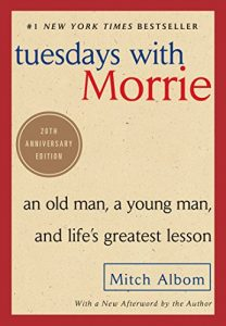 《Tuesdays with Morrie》Mitch Albom-epub+mobi