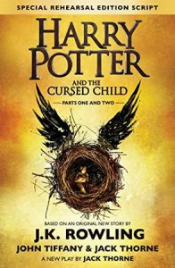 《Harry Potter and the Cursed Child》J.K. Rowling-mobi