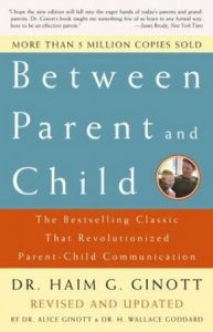 《Between Parent and Child》Haim G Ginott-epub+mobi+azw3