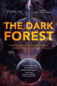 《The Dark Forest》Cixin Liu-epub+mobi+azw3
