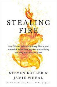 《Stealing Fire》Steven Kotler -epub+mobi