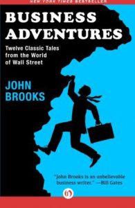 《Business Adventures》John Brooks-epub+mobi