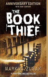 《The Book Thief》Markus Zusak-epub+mobi