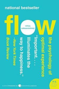 《Flow:The Psychology of Optimal Experience》Mihaly Csikszentmihalyi -epub+mobi
